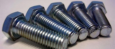 Stainless Steel 317 Bolts, ASTM A194 SS 317 Bolts, SS 317