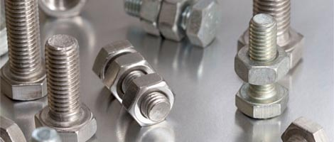 Stainless Steel 321 Bolt