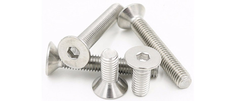 440C SS Screw