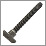 DIN 186 A - Tee-Head Bolts With Square Head