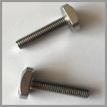 T Head Bolts With Square Neck