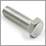 Steel Heavy Hex Bolts