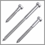 Stainless Steel Lag Bolts