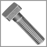 SS Square Head Machine Bolts