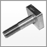 Steel Square Head Bolts