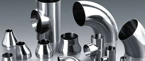 Duplex Steel Butt weld Pipe Fittings Supplier & Exporter in India