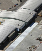 Airport Steel Roofing Sheets