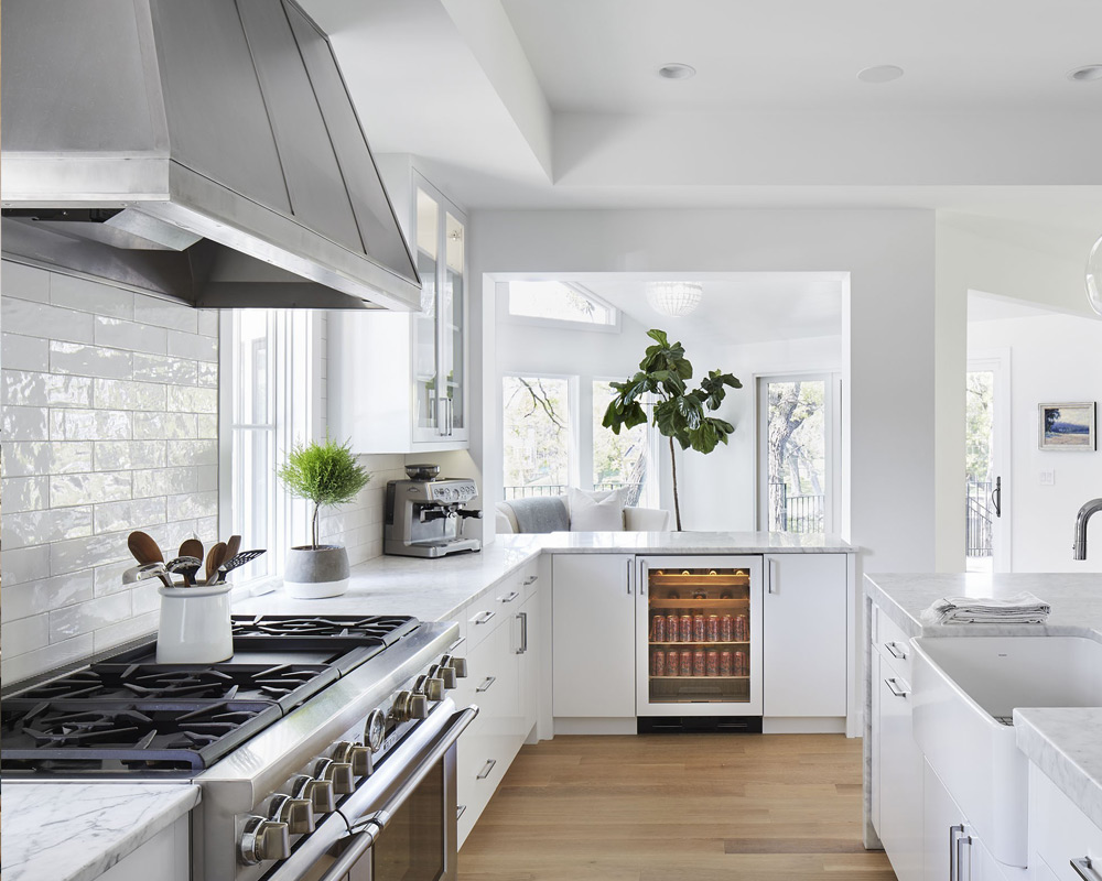 Stainless Steel Kitchen Counters