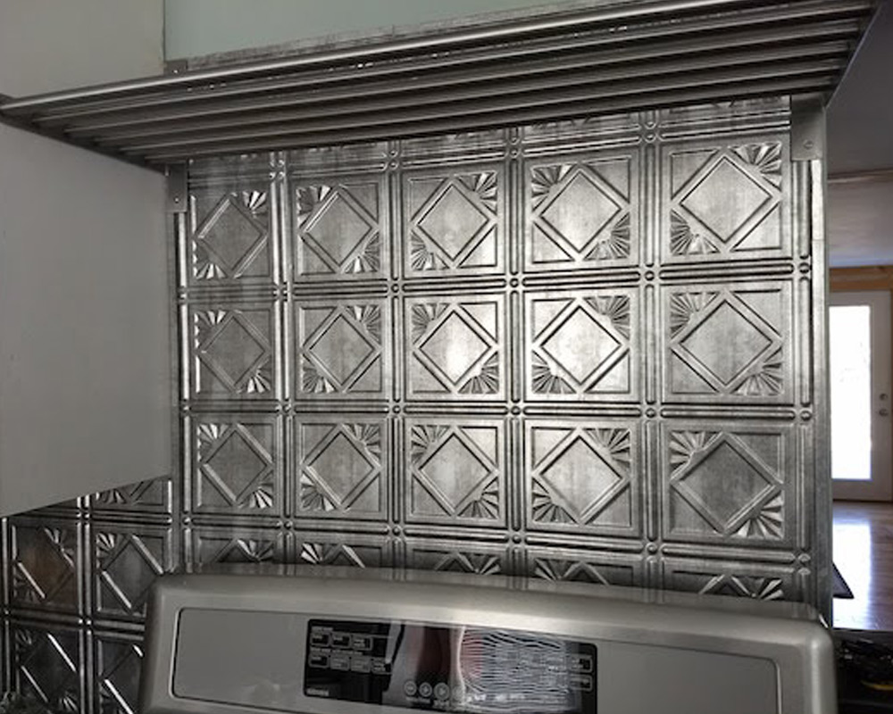 Kitchen Counters Stainless Steel Sheets   Decorative ...