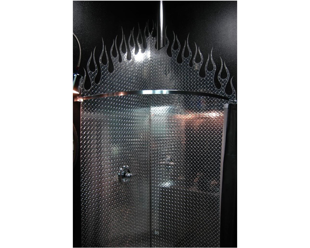 Stainless Steel Bathroom Decorative Panels Decorative