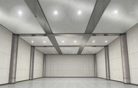 Stainless Steel Ceiling