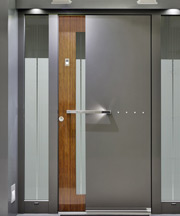 Custom Steel Doors Designs