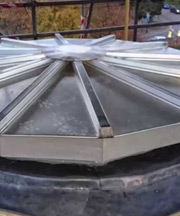 Industrial Steel Roofing Sheets