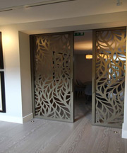 Steel Custom Doors