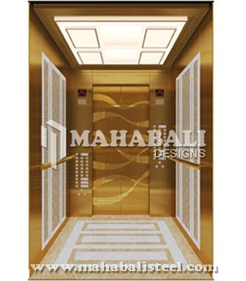 Stainless Steel Elevator Decorative Plate