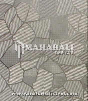 Stainless Steel Embossed Sheets