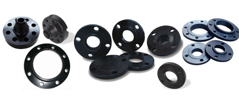 Carbon & Alloy Steel Flanges Exporter in India