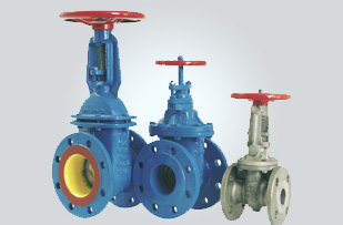 Gate Valves Supplier & Exporter