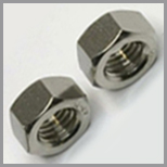 SS Acme Hex Nuts