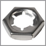 DIN 7967 A4  Self Locking Counter Nuts