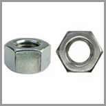 ISO 4034 / DIN 555 - Heavy Hex Nuts