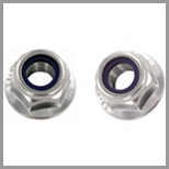 SS ISO 7043 Hex Flange Nuts