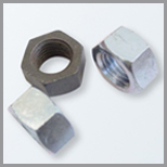 Steel DIN 555 / ISO 4034- Heavy Hex Nuts