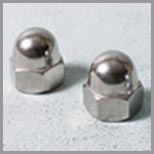 Steel Domed Cap Nuts