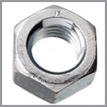 Steel Finished Hex Nuts