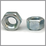 SS Heavy Hex Nuts