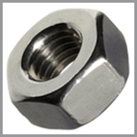 Steel Hex Machine Screw Nuts