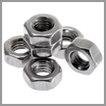 Stainless Steel Machine Hex Nuts