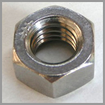 Steel Machine Hex Nuts