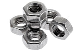 Machine Hex Nuts