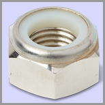 Stainless Steel Prevailing Torque Lock Nuts