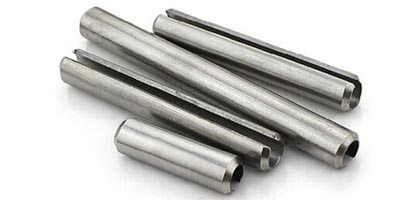 Stainless Spring Dowel PINS