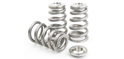 Stainless Steel Conical Springs