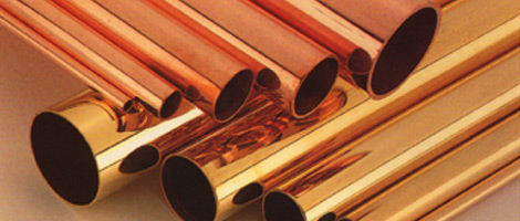 Copper Nickel Pipes & Tubes Exporter in India