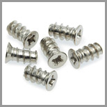 Stainless Steel Euro Screw