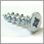 Stainless Steel Particle Board Screw