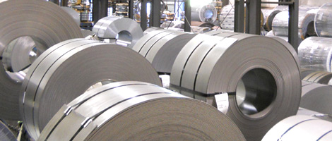 Carbon Steel Coils Manufacturer in India