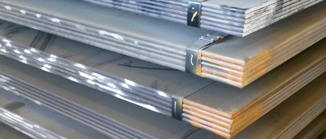 Carbon Steel Sheets Supplier & Exporter in India.