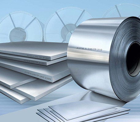 Sheets, Plates & Coils Manufacturer, Supplier & Exporter