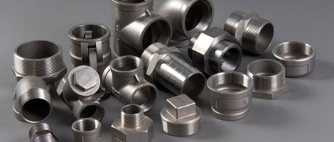 Stainless Steel Forged Fittings Manufacturer in India