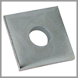 Steel Square Washers